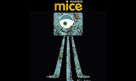 Cartel Mice Madrid 2019